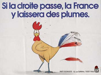 Si la droite passe, la France y laissera des plumes